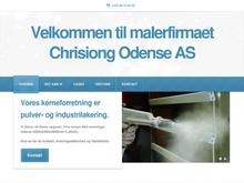 Malerfirma Chrisiong Odense A/S