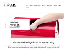 Focus Telemarketing A/S