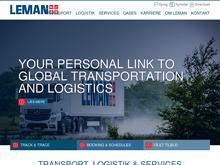 Leman International System Transport A/S